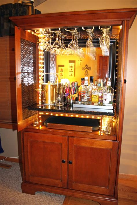 Armoire Bar Ideas Best 25 Armoire Bar Ideas On Bar Cabinet
