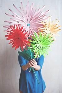 Papierblumen Aus Servietten : papierblumen in bergr e basteln ~ Yasmunasinghe.com Haus und Dekorationen