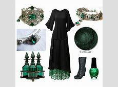 Fashion concept Would you like to be a modern witch