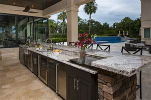 How, To, Design, A, Contemporary, Outdoor, Kitchen