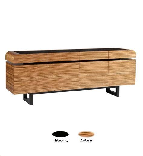 Modern Walnut Sideboard by Bl Luzio Modern Living Sideboard In Walnut Modern