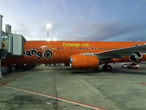 Airlines offering direct flights are: Review of Mango flight from Cape Town to Johannesburg in ...