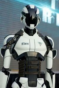 16 Stunning And Futuristic 3d Robot Character Designs For Your Inspiration