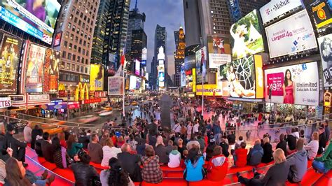 Best of Times Square Time Lapse Videos, Manhattan, New ...