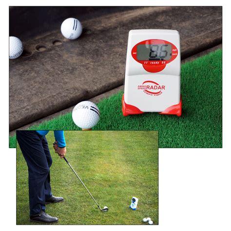 Golf Swing Radar Swing Speed Radar Med Tempo Timer