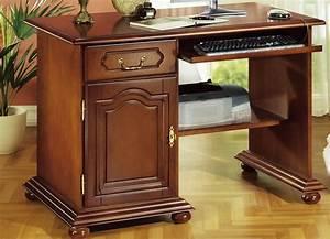 Kabeldurchführung Schreibtisch Ikea : computer schreibtisch bureaumeubels bader ~ Watch28wear.com Haus und Dekorationen