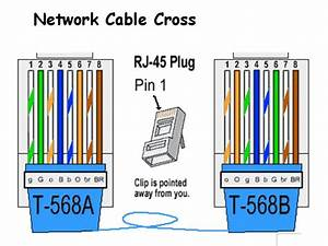 Used Rj45 Wiring Diagram