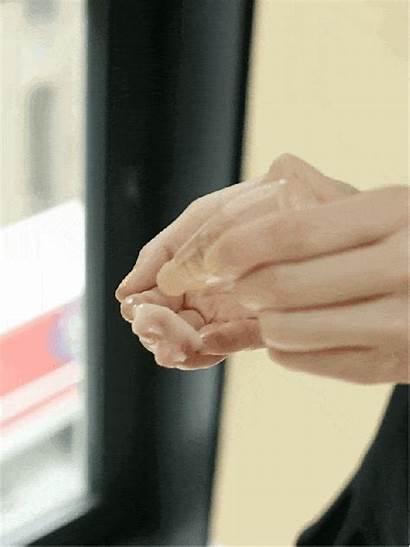 Massage Facial Gifs Korean Give Yourself Cream