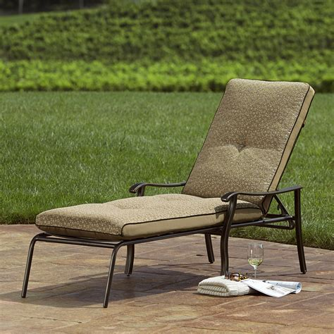 sears lounge chair cushions outdoor reclining lounge chair sears