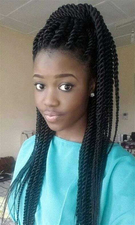 Twist Hairstyle Pictures by 50 Thrilling Twist Braid Styles To Try This Season