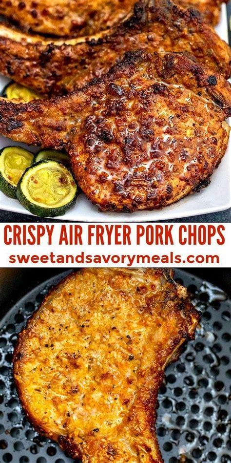 air pork fryer chops recipe recipes fried healthy fry