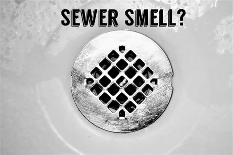 how to fix bathroom stopper smell sewer gas in your house try this diy remedy before
