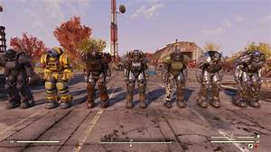Fallout 76 Power Armor Guide Where To Find All Of The