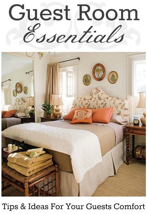 guest bedroom decorating ideas guest room essentials tips and ideas to play the host