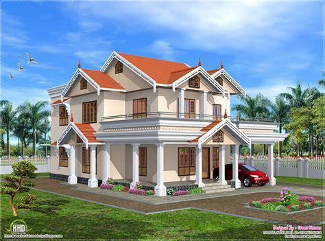 Cute Kerala Home Design In 2750 Sq.feet