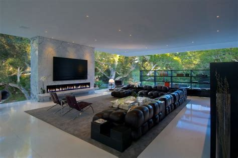 mansion living room with tv jaw dropping mansion living rooms you must see Modern