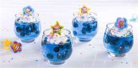 how to make fake bubbles for decoration how to make guppies gelatin fishbowl birthday treats cakes