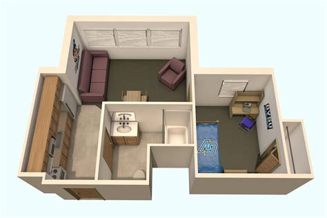 Murray & VanSteeland Apartments   Housing   Students
