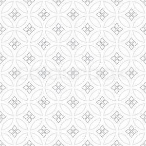 Japanese geometric seamless pattern design texture Vector