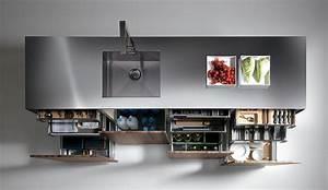 Cucine moderne, Mini cucine progettate per piccoli spazi