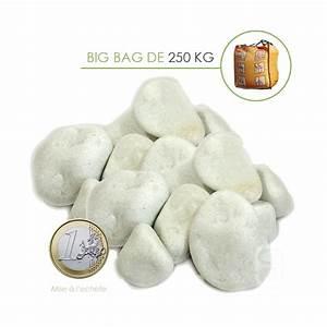 Marbre Blanc De Carrare : galets de marbre blanc carrare 25 40 big bag 250 kg ~ Dailycaller-alerts.com Idées de Décoration