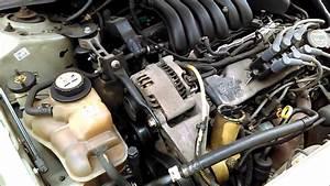 2007 Ford Taurus Serpentine Belt Diagram