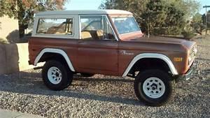 Vintage Bronco  66