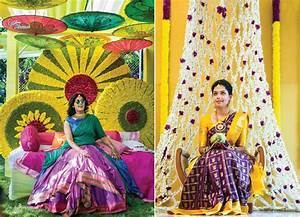 Bridal Bed to the Mehndi Swing - Bridal Seat Ideas from