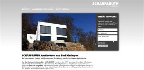 Architekt Bad Kissingen by Architekten Einseinsvier Webdesign Bad Kissingen