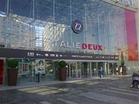 centre commercial porte d italie italie deux wikip 233 dia