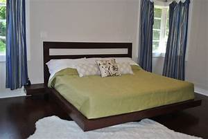diy queen platform bed frame plans Quick Woodworking