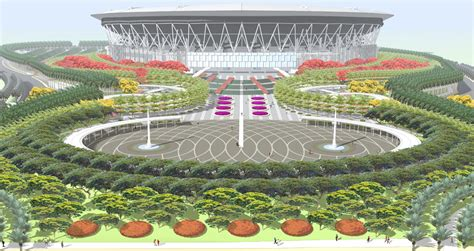 Philippine Arena Is Fastly Rising