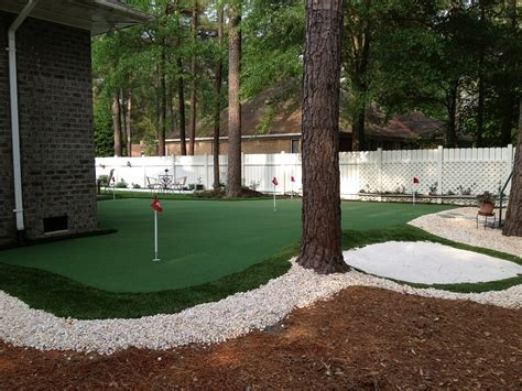 Build Your Own Practice Green
