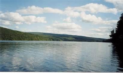 Hemlock Canadice York Undeveloped Last Lakes Finger