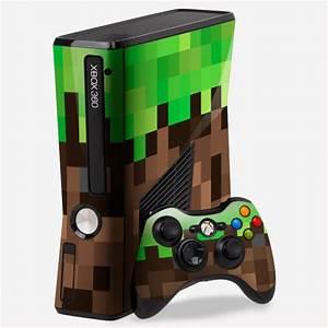 Xbox 360 Controller Custom Minecraft