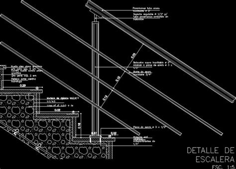 staircase details stair detail in autocad drawing staircase stairs