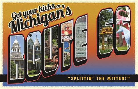 get your kicks on michigan s route 66 michigan country lines magazine