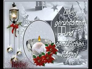 Grüße Zum 2 Advent Lustig : kleiner gru zum 1 advent youtube ~ Haus.voiturepedia.club Haus und Dekorationen