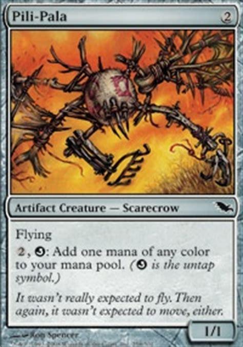 mtg scarecrow commander deck scarecrow combo modern mtg deck