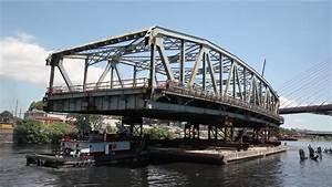 Kosciuszko Bridge Dismantling - YouTube