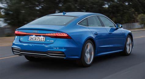 audi   review  sleek exec driven car