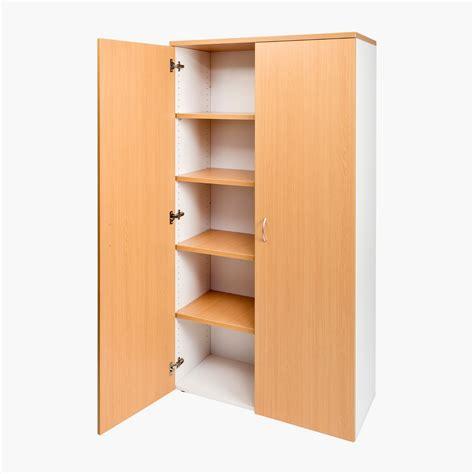 Storage Cupboard by Velocity Storage Cupboard 1800 215 900 J K