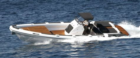 Skipper Boat by Mykonos Speed Boat Charters And Rentals Motor Boat With