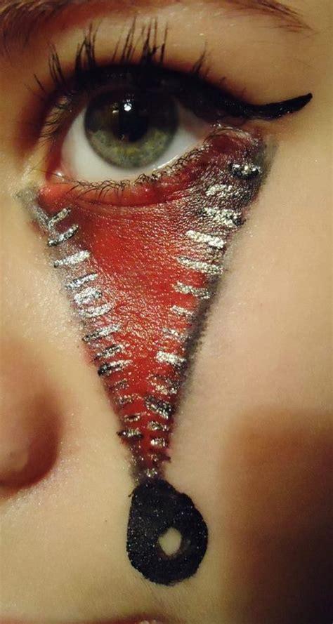 creative halloween makeup ideas