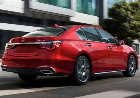 2018 Acura Rlx Price, Release Date, Changes, Review, Specs