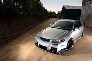 Modified Acura Tsx