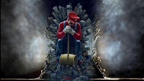 Super Mario Of Thrones 2