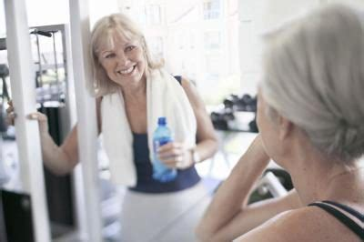 Exercise Plan For A 50yearold Woman Livestrongcom