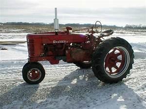 1954 Nf Farmall Super Mta