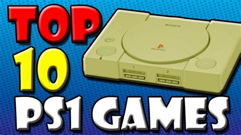 Best Ps1 Top 10 Playstation One
